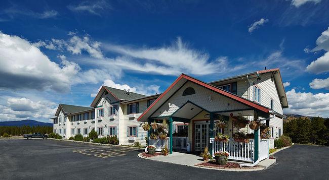 Columbine Inn Leadville Colorado Hotel